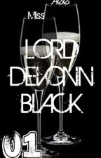 Lord Devon Black (Demon#1) by MissAee
