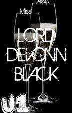 Lord Devon Black (Demon#1) by MissAee