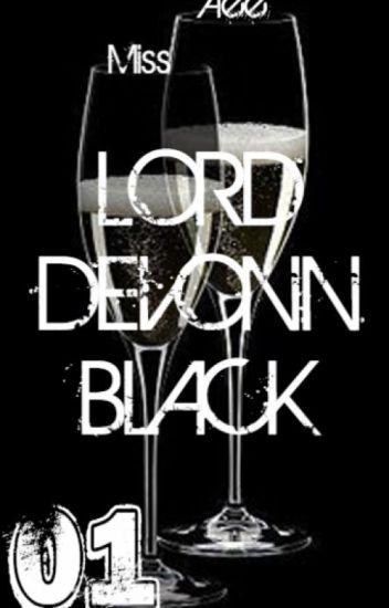 Lord Devon Black (Demon#1)