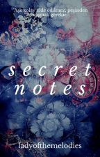[ Secret Notes ]  ➳ Scorlily by ladyofthemelodies