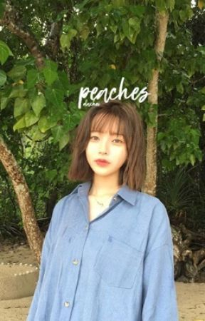 peaches ' lee daehwi by daxhwi