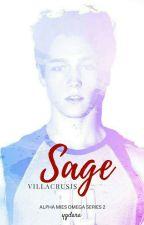 AMOS#2: Sage Villacrusis by YGDara