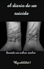 el diario de un suicida  by alilili65