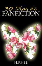 30 Días de Fanfiction © by HRhee12