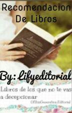 Recomendación de libros by lifyeditorial