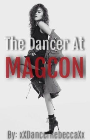 The Dancer At Magcon by xXDancerRebeccaXx