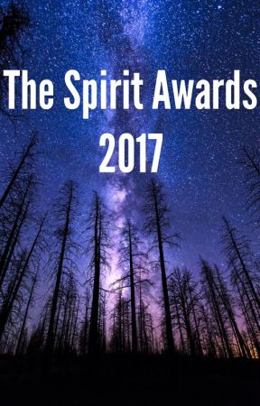 The Spirit Awards 2017 by TheSpiritAwards