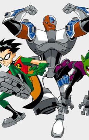 Ending A Fight Teen Titans X Reader - Readingaddict6 -6117