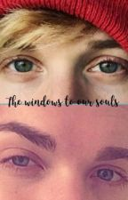 The windows to our soul // Carziger fan fic  by FluffyUnicorns6666