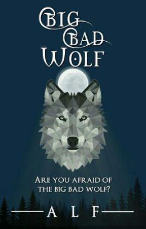Big Bad Wolf by x_Sphinx_x
