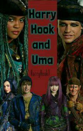 Harry Hook and Uma (a descendants story) by HarryHook1