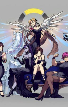 Overwatch(females) x Reader - YANDERE!!!!D Va x reader - Wattpad