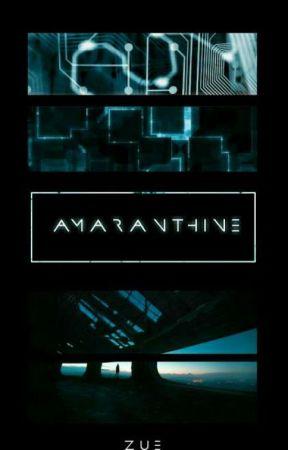 Amaranthine  by inkingfireplace