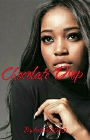 Chocolate Drop by badbish2020