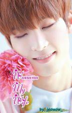 Wonwoo My Wife [MEANIE] (PRIVATE) by jeowow_