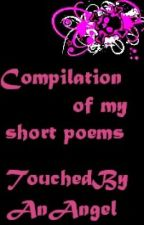 Compilation of my short poems by TouchedByAnAngel