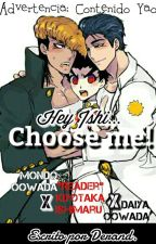 Hey Ishi, choose me! by Derand