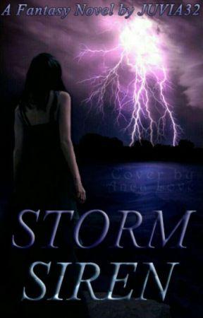 Storm Siren #Wattys2019BC by JUVIA32