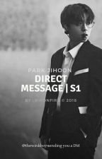 direct message . jihoon by taehyuntext
