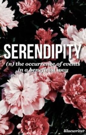 serendipity - gxg by lilacwriter