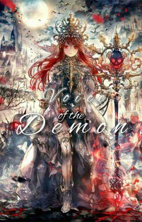 Voice of the Demon [Creepypasta X Reader] by Kiruma_Haruka