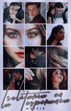 Solitaria en la esperanza | Luna&Matteo × bardzo wolno pisane × by majjaak