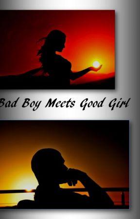 Bad Boy Meets Good Girl  by Artistica317