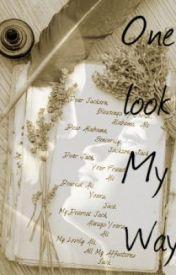 One Look My Way (#1 - Eternal Love Series) by caffrey1974