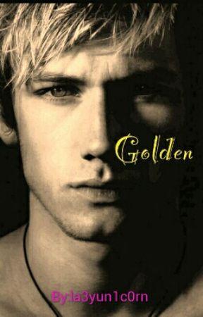 Golden by la3yun1c0rn