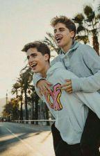 A Great Future// Martinez Twins 😍 by Bruna2102