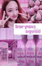 °Koryans Squad° 『OPEN』 by hyerinz