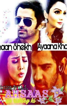 Ahsaas pyaar ka (feeling of love) by Awzee_Stories