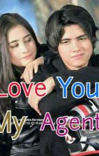 LOVE YOU MY AGENT by yunilawinda