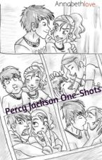 Percy Jackson One-Shots by annabethlove