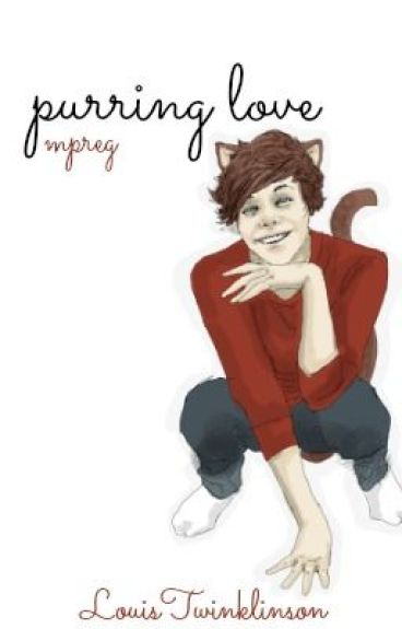 Purring Love {Larry Mpreg} Top!Harry *On Hold*
