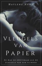 Vleugels van Papier by MayleneHunt