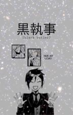 Kuroshitsuji Messenger by Alexleey