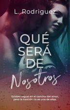 Qué Será de Nosotros by librosquedejanhuella