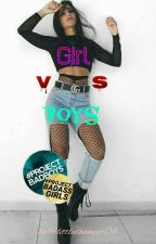 Girl VS Boys  by littledhampir04