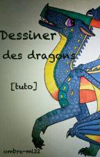Dessiner des dragons [tuto] by Ombre-ml22