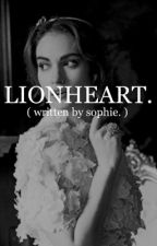 LIONHEART.  (  GAME OF THRONES  )  by novelties