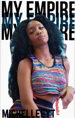 My Empire-Hakeem Lyon Love Story by michelleeyt