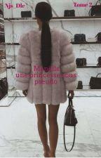 {Manëlle, Une Princesse Sous Pseudo} -Tome 2 by njs_dlc