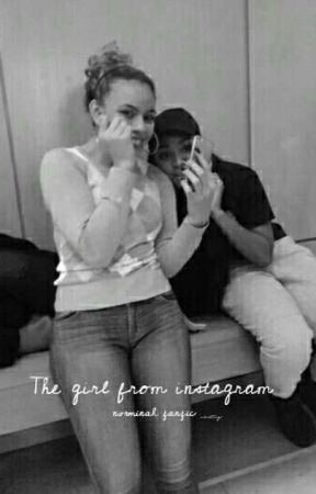 The girl from instagram (Norminah) by whctry