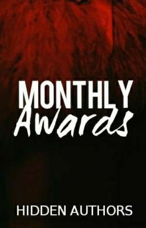 Monthly Awards - Hidden Authors by HAContests