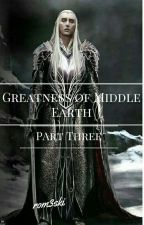 Greatness of Middle Earth - Part Three by rog3ski