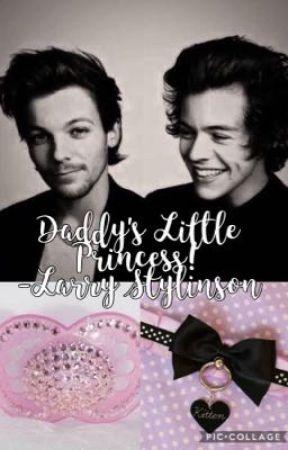 Daddy's Little Princess l.s (hybrid!harry dom!Louis) by larryniamtrash
