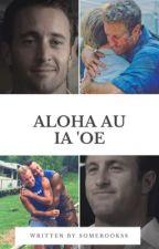 Aloha Au ia 'Oe (Ich liebe dich) by somebookss