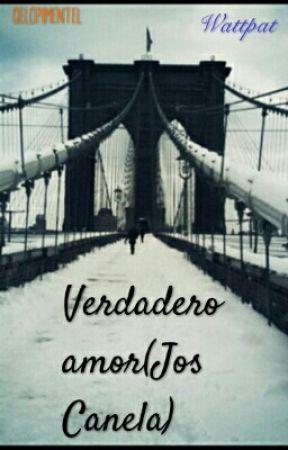 Verdadero amor(Jos Canela y tu )  by CieloPimentel