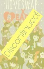 Hiveswap x reader (oneshots) !DISCONTINUED! by Egg_socks_the_snail